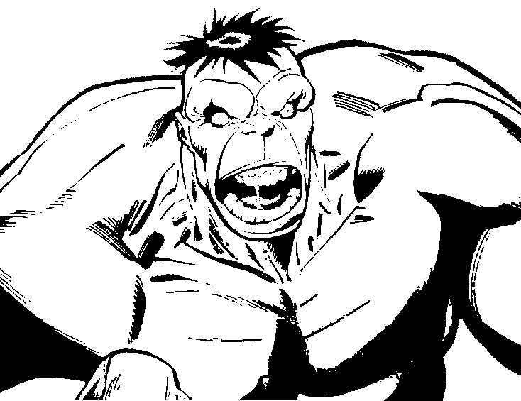 Perfect Incredible Hulk Face Coloring Pages Inspiration Examples Page Patriot Suit Marvel Cinematic