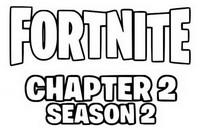 ぬりえ フォートナイト チャプター2 - シーズン2