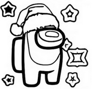 색칠 크리스마스
