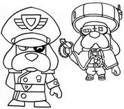 색칠 러프스 대령 - 낭인 러프스