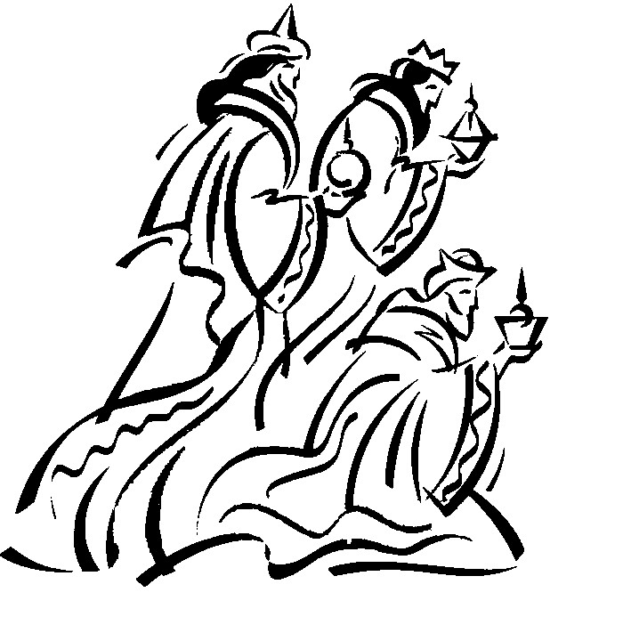 epiphany coloring pages free - photo#4