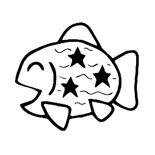 Disegno da colorare pesce d 39 aprile 4 for Disegni da colorare pesce d aprile