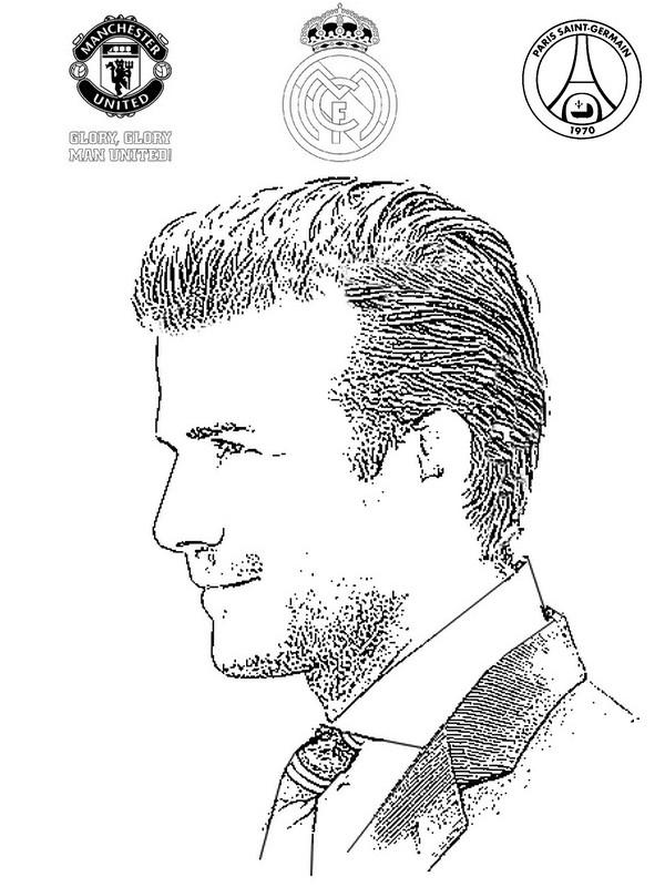 David Beckham David Beckham