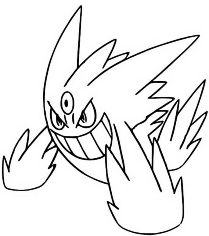 mega pokemon coloring pages | mega lucario ex coloring pages | Stop Snoring