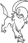 pokemon corphish coloring pages - photo#28