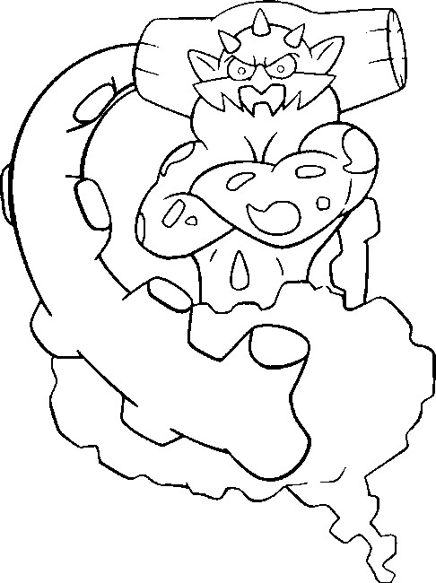 coloring pages pokemon landorus drawings pokemon